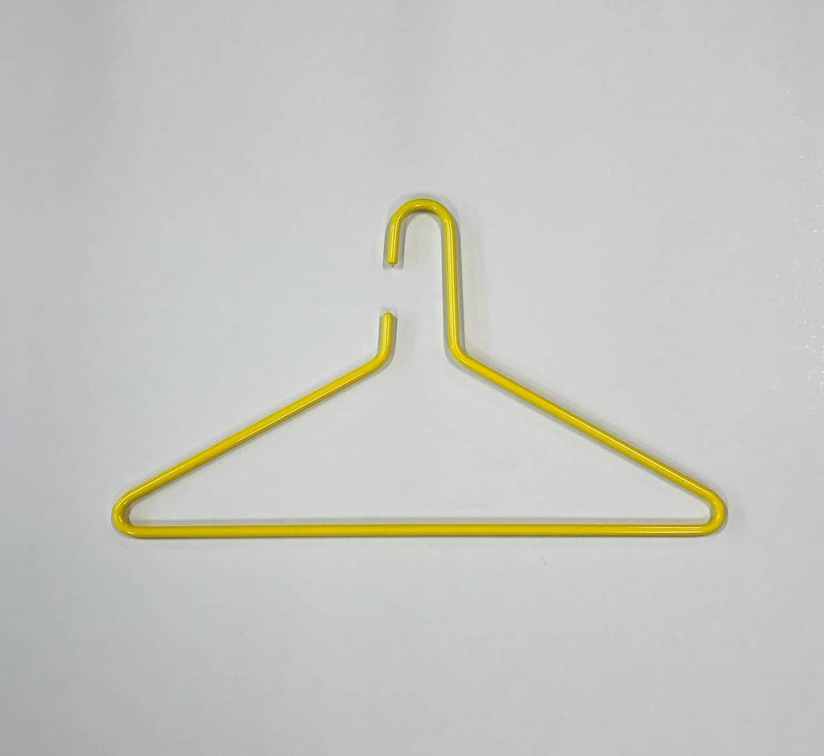 Triangel galge gul 1