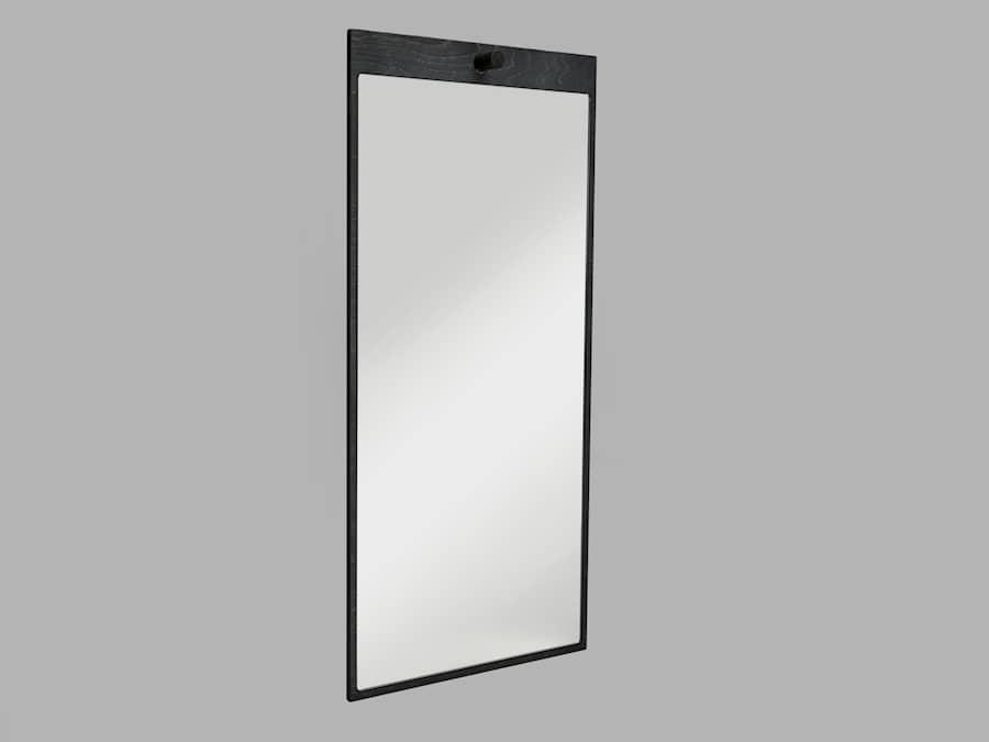 Tillbakablick spegel rektangulär 1