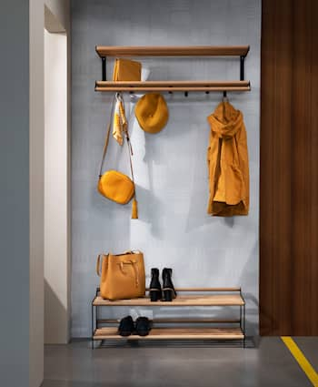 Tamburin hat rack 5