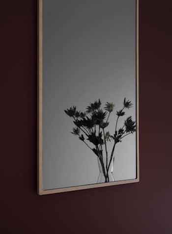 Tillbakablick speil rektangel 10